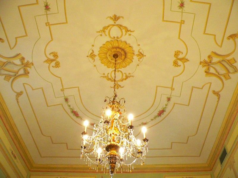 Soffitto Cielo Finto: Soffitto camera da letto acquista a poco prezzo. Soffitti decorati casa ...